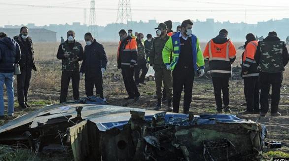 """""""مسئولیت اکید*"""" و """"آستانه صدمه پذیری*"""" درسقوط هواپیمای مسافربری اوکراینی بر فراز ایران/فرهاد فرسادی"""