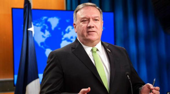 مایک پمپئو: آمریکا امروز رسما تصمیم خود مبنی بر خروج از پیمان «آسمانهای باز» را ابلاغ میکند