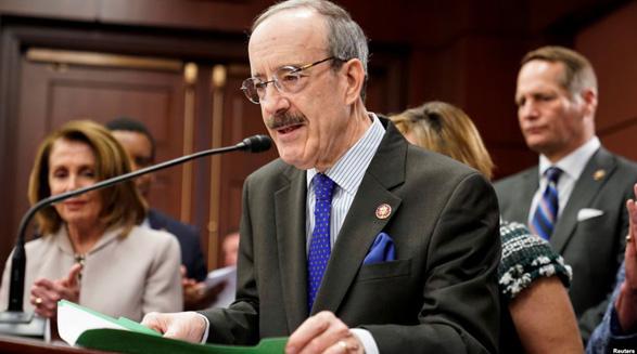 رئیس کمیته امور خارجی مجلس نمایندگان آمریکا از اقدام پرزیدنت ترامپ در وتوی قطعنامه کنگره انتقاد کرد