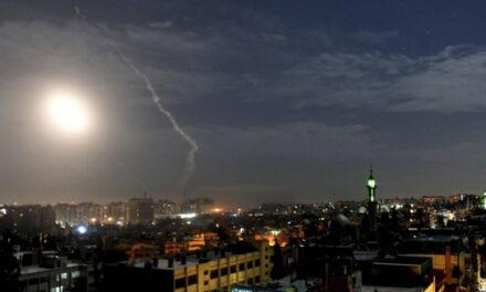 اسرائیل تاسیسات و مواضع شبهنظامیان وابسته به ایران در سوریه را هدف قرار داد