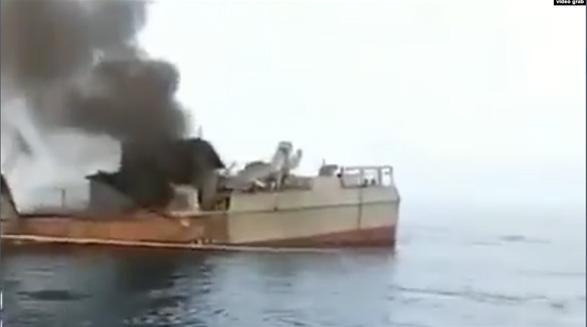 ارتش آمریکا با انتقاد از جمهوری اسلامی، حادثه کنارک را به مردم ایران تسلیت گفت