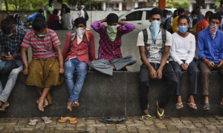 نگرانی جهانی از جهش شیوع کرونا در روسیه، هند، و برزیل