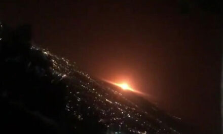 آسوشیتدپرس: تصاویر ماهوارهای نشان میدهند موقعیت انفجار تهران در نزدیکی مراکز تولید موشک بوده است