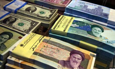 قیمت دلار در ایران به نزدیک ۱۹ هزار تومان اوج گرفت