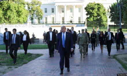 پرزیدنت ترامپ: من برای محافظت از شما خواهم جنگید