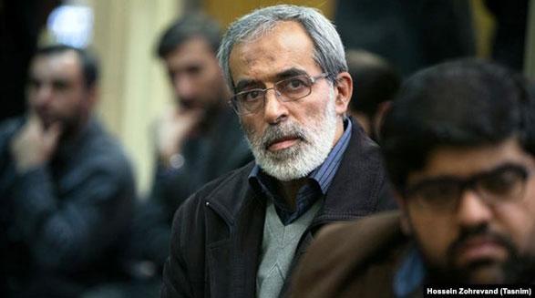 حسین نجات، فرمانده جدید مهمترین قرارگاه امنیتی جمهوری اسلامی، کیست؟