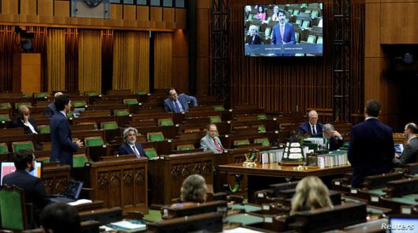 گروهی از نمایندگان مجلس کانادا از رژیم ایران خواستند از آزار و اذیت بهائیان دست بردارد