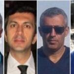 بودند. چهار نوکیش مسیحی برای اجرای حکم حبس به زندان اوین احضار شدند