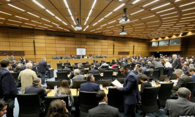 حمایت کامل آمریکا از قطعنامه توبیخی سه کشور اروپایی علیه ایران