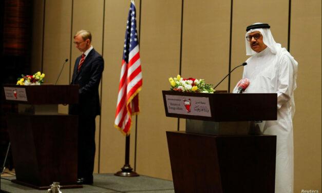 تاکید آمریکا و بحرین بر لزوم تمدید تحریم تسلیحاتی ایران؛ تحریم مانع صدور اسلحه به گروههای تروریستی است