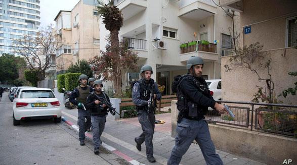 سرویس امنیت داخلی اسرائیل میگوید چند هسته تروریستی مرتبط با ایران و حزبالله را در کرانه باختری متلاشی کرد