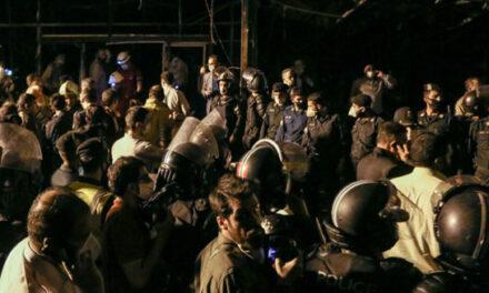 آتشسوزی مرکز درمانی؛ یک نفر بازداشت، سه نفر تحت تعقیب