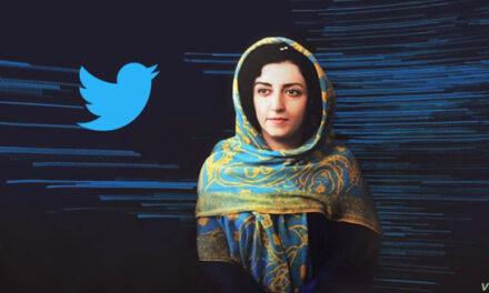توفان توئیتری برای آزادی نرگس محمدی با هشتگ «صدای_نرگس_باش»