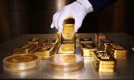 بهای طلا به بالاترین نرخ در طول تاریخ رسید