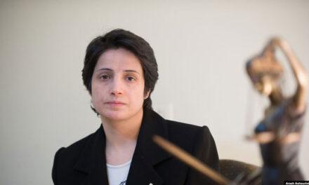 همسر نسرین ستوده می گوید که حساب های بانکی او مسدود شده است