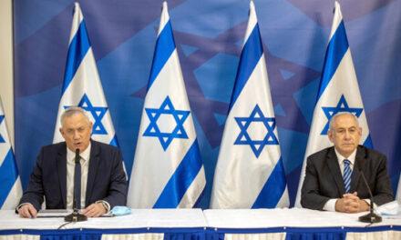هشدار نتانیاهو و گانتس به «گروههای نیابتی ایران» بابت پرتاب بالنهای آتشزا
