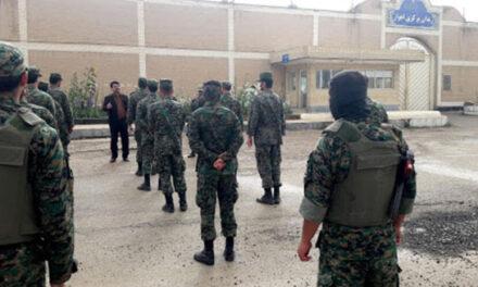 اعتراف مقامات قضایی به کشته شدن ۵ زندانی در اعتراضات فروردین ماه زندان مرکزی اهواز