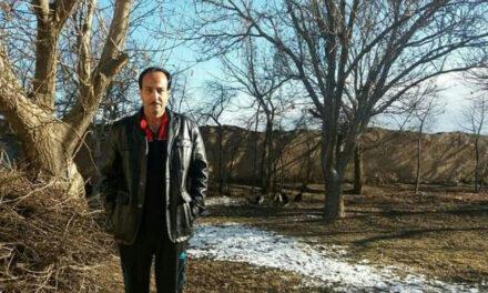 ابراز نگرانی سازمان عفو بینالملل نسبت به وخامت وضعیت جسمی زرتشت احمدی راغب پس از دو ماه اعتصاب غذا