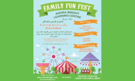 فستیوال تفریحی خانوادگی با رعایت استانداردهای بهداشتی و فاصله گذاری فیزیکی