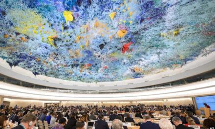 کارشناسان حقوق بشر سازمان ملل: هدف حکومت ایران از اعدام نوید افکاری، ترساندن مردم بود