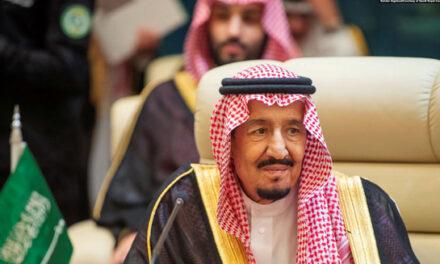 پادشاه عربستان خواستار برخورد قاطع قدرتهای جهانی با ایران شد