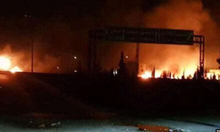 در حملات هوایی به سوریه «۱۶ جنگجوی مورد حمایت ایران» کشته شدند