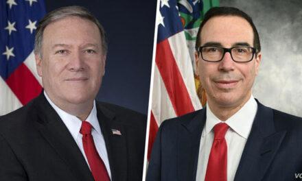آمریکا دو وزیر سابق لبنان را تحریم کرد