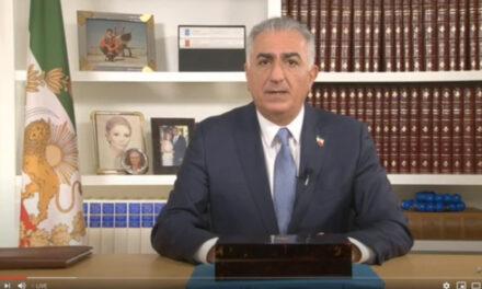 شاهزاده رضا پهلوی، خواستار اتحاد مخالفان جمهوری اسلامی برای نجات ایران