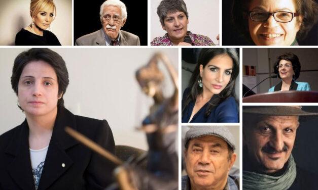 درخواست جمعی از ایرانیان از نسرین ستوده وکیل مبارز زندانی برای پایان دادن به اعتصاب غذا