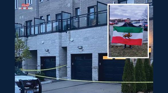 مهدی امین یکی از مبارزان خستگی ناپذیر علیه جمهوری اسلامی ایران  در تورنتو به قتل رسید