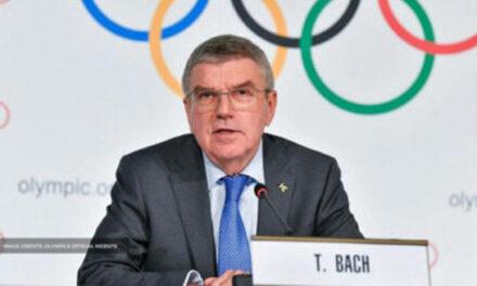 پاسخ کمیته بین المللی المپیک به نامه جمعی از کنشگران اجتماعی در پیوند با به دار آویختن نوید افکاری در جمهوری اسلامی ایران