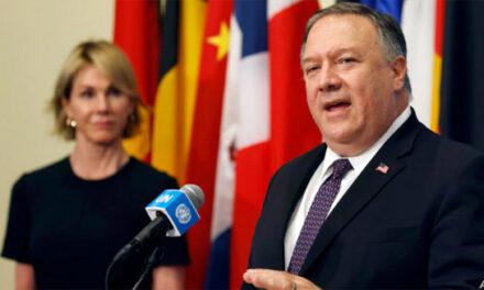 انتقاد آمریکا از حضور چین، ونزوئلا و روسیه در شورای حقوق بشر سازمان ملل؛
