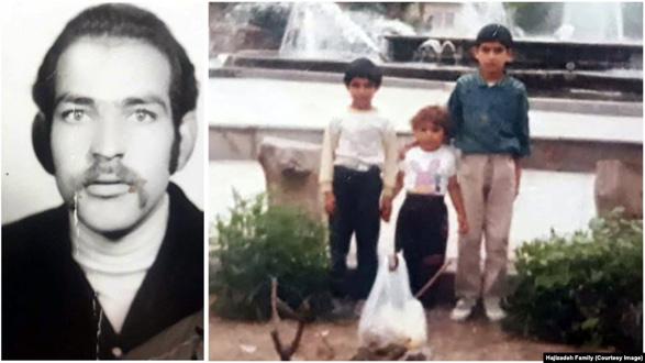 قتلهای زنجیرهای وزارت اطلاعات؛ فرزندان حمید حاجیزاده سکوت ۲۲ ساله خود را شکستند
