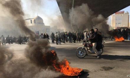 عفو بین الملل بار دیگر خواستار تحقیقی زیر نظر سازمان ملل درباره اعتراضات آبان ماه شد
