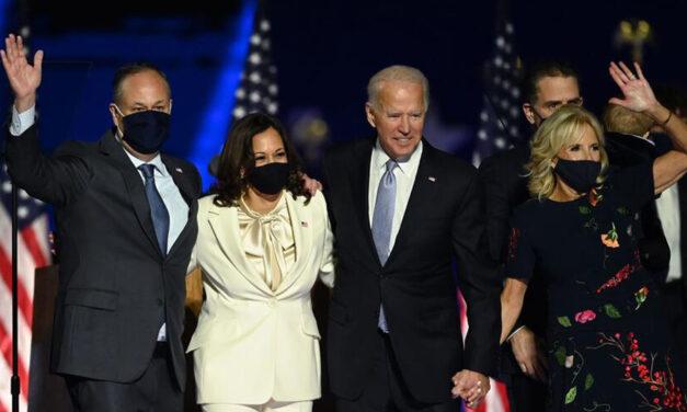 پیامهای شادباش رهبران جهان به جو بایدن، رئیس جمهوری منتخب آمریکا، و کامالا هریس، معاون او