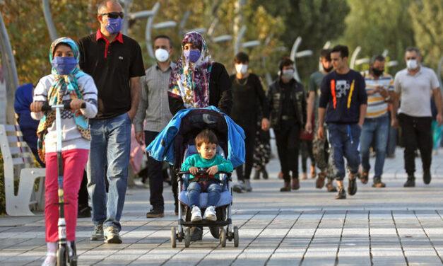 موسسه نظرسنجی گالوپ: اعتماد ایرانیان به حکومت آن کشور به کمتر از پنجاه درصد رسیده است