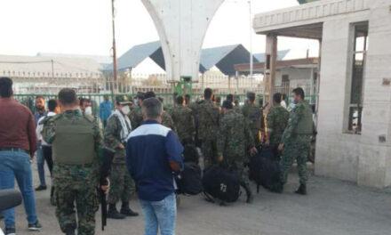 حضور نیروهای امنیتی در کارخانه نیشکر هفت تپه؛ ماموران از ورود کارگران جلوگیری کردند
