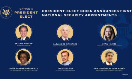 رئیس جمهوری منتخب آمریکا اعضای سیاست خارجی و امنیت ملی کابینه آینده خود را معرفی کرد