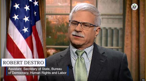 معاون وزیر خارجه آمریکا خواستار تحقیق درباره اعدامهای سال ۶۷ در ایران شد